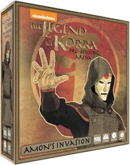The Legend Of Korra Amon's Invasion