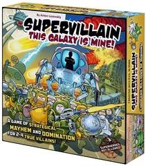 Supervillain This Galaxy Is Mine!