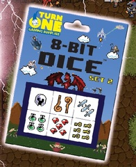 Tos 8-Bit Dice - Rpg