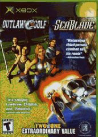 Outlaw Golf and SeaBlade