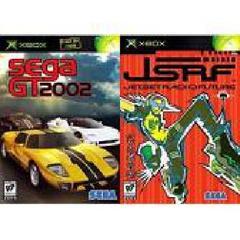 Sega GT 2002 JSRF Combo
