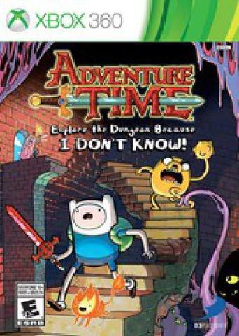 Adventure Time: Explore the Dungeon Because I Dont Know