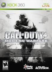Call of Duty 4 Modern Warfare [Collector's Edition]