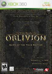 Elder Scrolls IV Oblivion Game of the Year