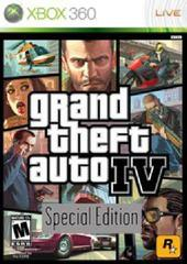 Grand Theft Auto IV [Special Edition]