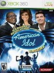 Karaoke Revolution Presents American Idol Encore (game only)