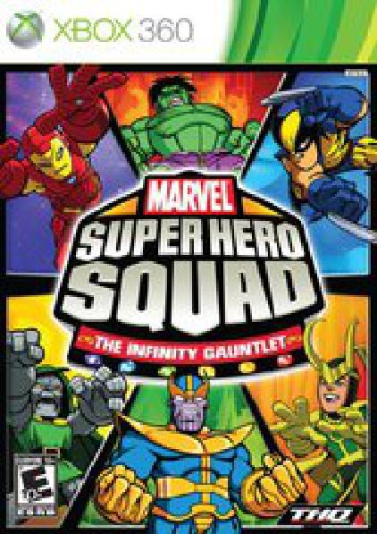 Marvel Super Hero Squad: The Infinity Gauntlet - Video Games
