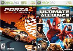 Marvel Ultimate Alliance & Forza 2