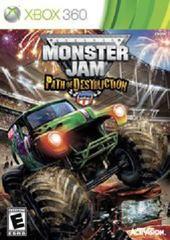 Monster Jam: Path of Destruction