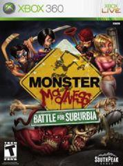 Monster Madness Battle for Suburbia