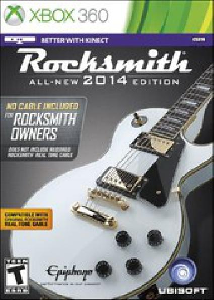 Rocksmith 2014 [No Cable]