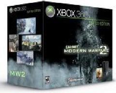 Xbox 360 Console Modern Warfare 2 Limited Edition