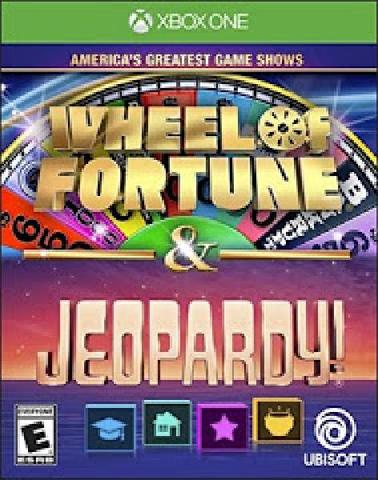 Americas Greatest Game Shows: Wheel of Fortune & Jeopardy