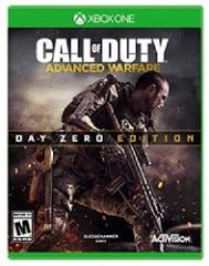 Call of Duty Advanced Warfare Day Zero