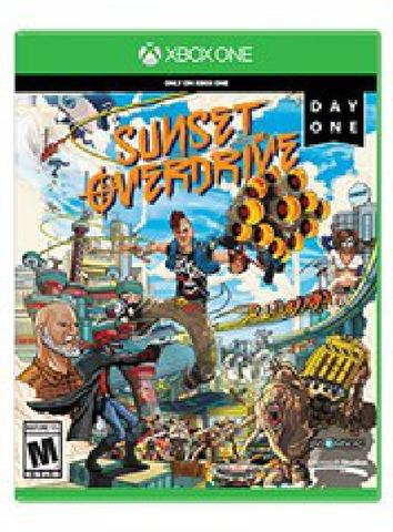 Sunset Overdrive Day One