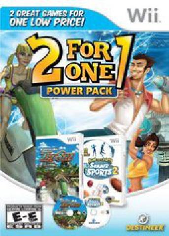2 for 1 Power Pack Kawasaki Jet Ski & Summer Sports 2