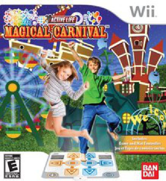 Active Life Magical Carnival with Mat