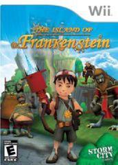 The Island of Dr. Frankenstein
