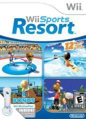Wii Sports Resort 1 Wii MotionPlus Bundle