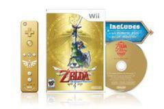Zelda Skyward Sword [Controller Bundle]