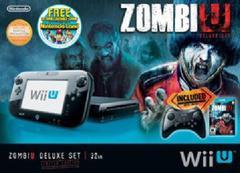 Wii U Console Deluxe: ZombiU Edition