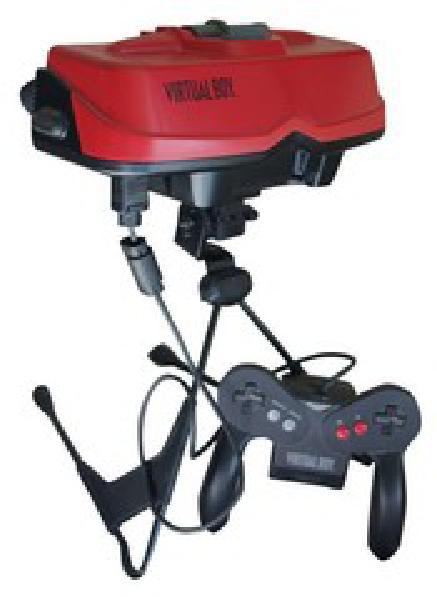 Virtual Boy System