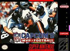 Capcom's MVP Football