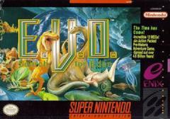 EVO the Search for Eden