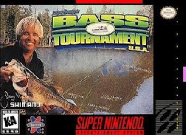 Jimmy Houstons Bass Tournament U.S.A.