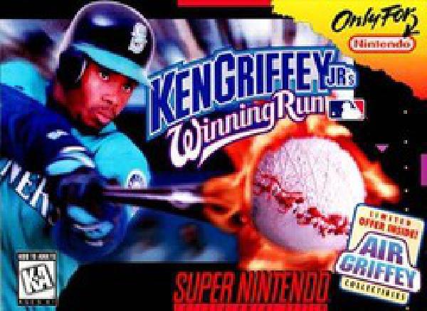 Ken Griffey Jrs Winning Run