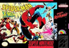 Spiderman X-Men Arcade's Revenge