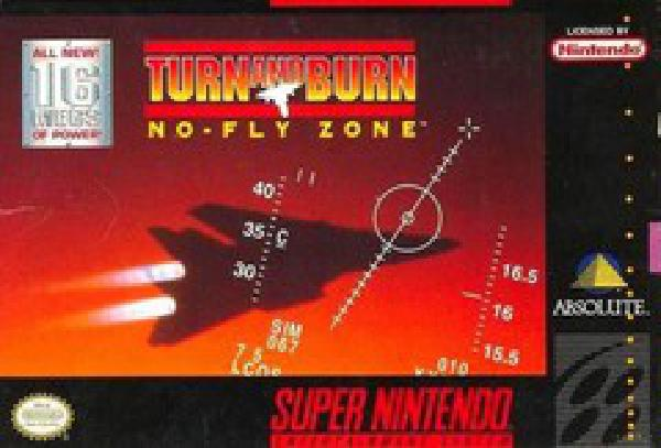 Turn and Burn No Fly Zone