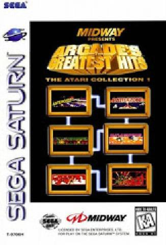 Arcade's Greatest Hits Atari Collection