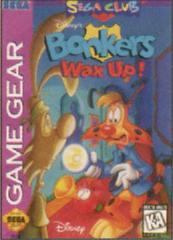 Bonkers Wax Up