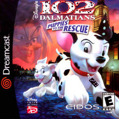 102 Dalmatians Puppies to the Rescue
