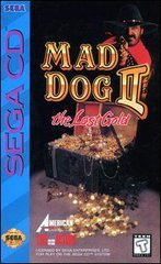 Mad Dog II Lost Gold