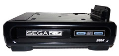 Sega CD Model 1 Console