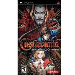 Castlevania Dracula X Chronicles