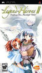 Legend of Heroes II Prophecy of the Moonlight Witch