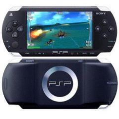 PSP 1001K Console Black