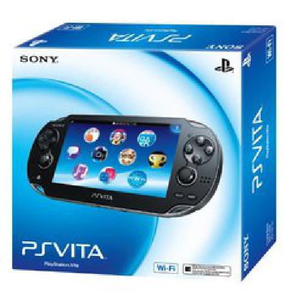 Sony PlayStation Vita - WiFi Edition