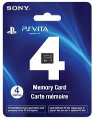 Vita Memory Card 4GB