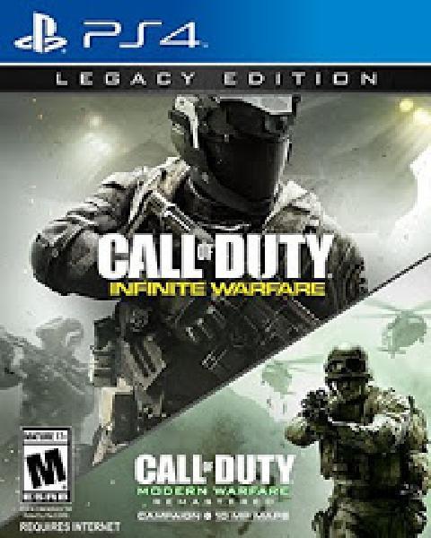Call of Duty: Infinite Warfare Legacy Edition