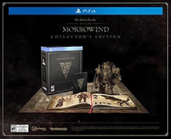 Elder Scrolls Online: Morrowind Collector's Edition - Video