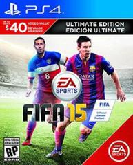 FIFA 15: Ultimate Edition