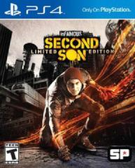 Infamous Second Son Limited Edition