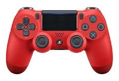 Playstation 4 Dualshock 4 Red Controller