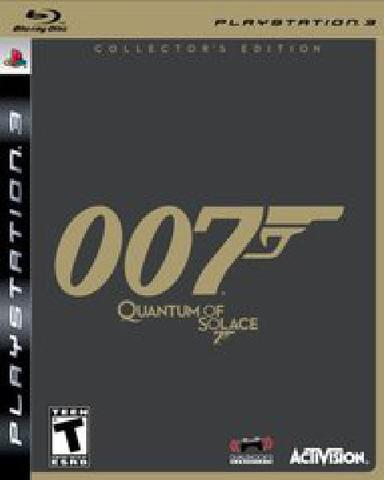 007 Quantum of Solace [Collectors Edition]