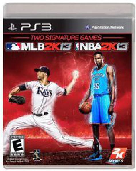 2K13 Sports Combo Pack MLB 2K13 NBA 2K13