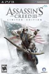 Assassin's Creed III [Limited Edition]